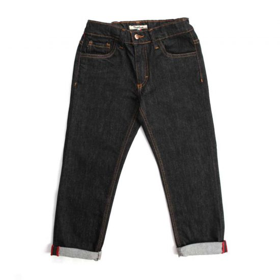 Nupkeet 1946 - Black Asino - Jeans for children and teenagers