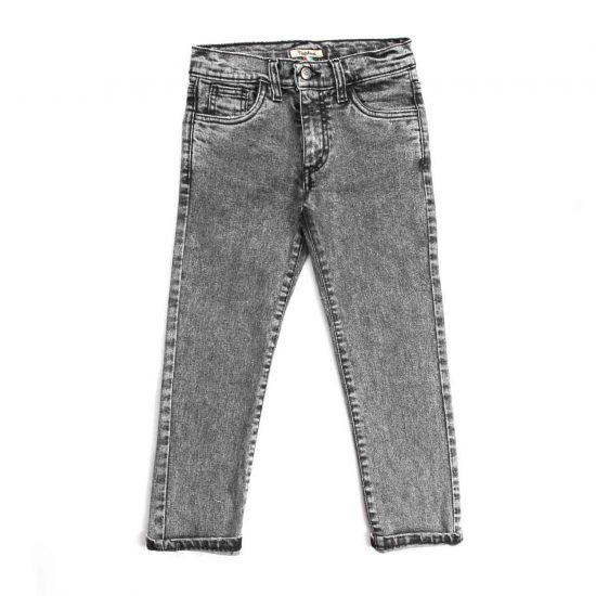 Nupkeet 1946 - Gray Pirana - Jeans for children and teenagers