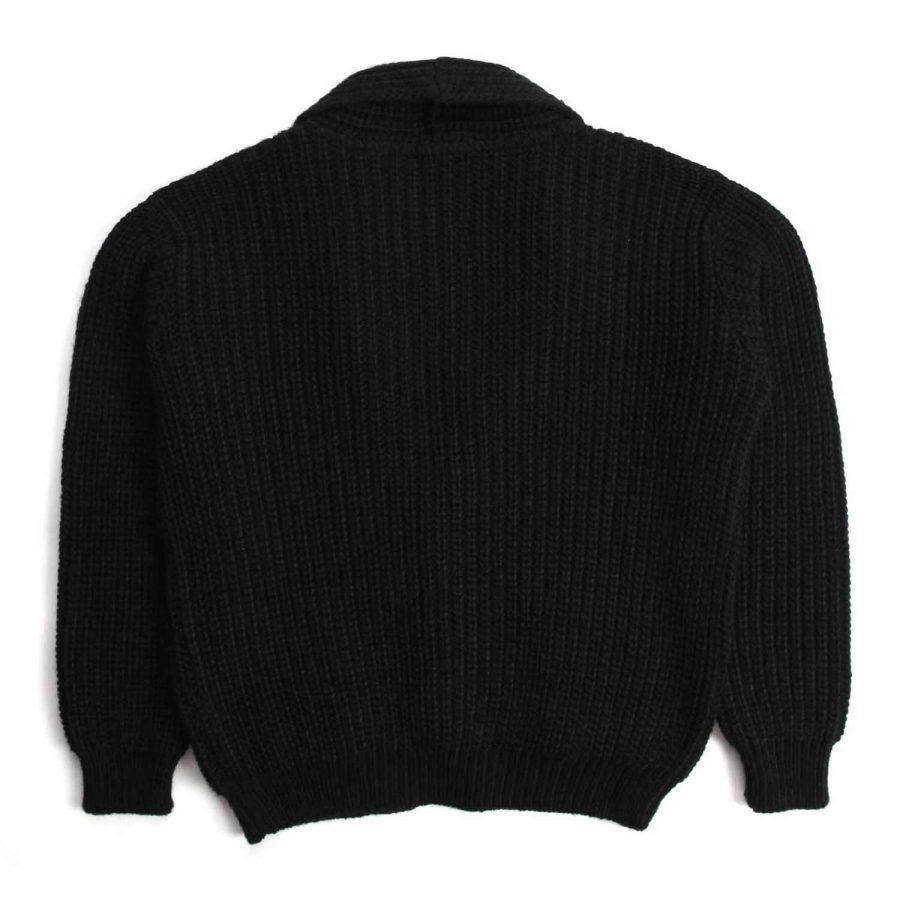 Nupkeet 1946 - Ghepardo nero - Giacca in tricot a coste